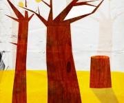i tre alberi