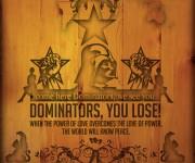 Come Dominators!