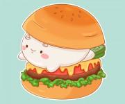 Burger lover