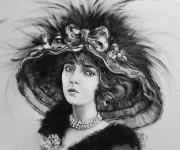 Un cappello da diva