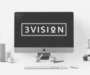 3Vision - logo