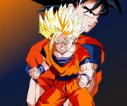 Gohan Goku Digitale