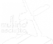logo mulino asciutto b/w
