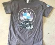 Stampa digitale su maglietta scuro