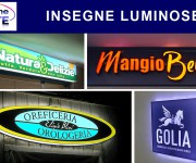 INSEGNE LUMINOSE