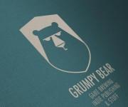 Logo Grumpy Bear