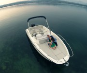 Love session Boat - lago di garda