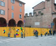 Concorso - Play the Wall piazza Verdi Bologna