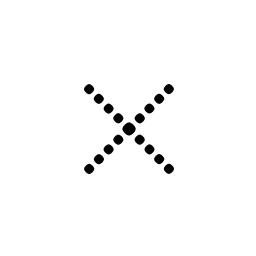 cavern1- tecnica mista su tela 60x60