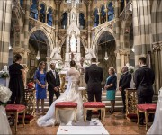 Wedding Photo -Inside Church
