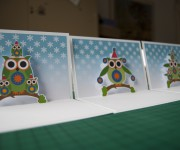Biglietti pop up Natale 2014 by Casaisna