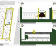 Chiesa della Beata Antonia in L'Aquila - quadro fessurativo