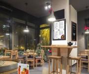 bacheca porta menu ristorante
