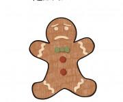 Illustrazione biscotto