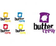 BUTTER CREW- realizzazione del logotipo del Team di MTB BUTTER