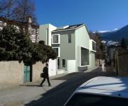 ristrutturazione biblioteca Bressanone 1