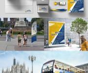 CITYDISCOVER MILAN Branding Identity