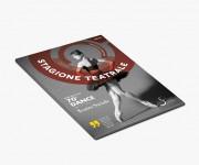 Brochure per Centro Santa Chiara - circuiti teatrali Trento