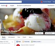 Pagina Facebook Cucinare Meglio