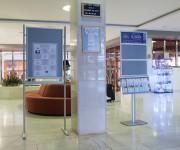 Pannelli informativi per poster e depliant
