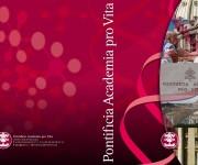 PONTIFICIA ACADEMIA PRO VITA-VATICANO: PROGETTO GRAFICO cartellina istituzionale