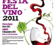 Festa del Vino 2011 - Locandina