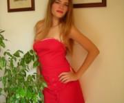 Chiara, Modella