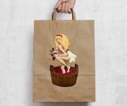 Brown Paper Bag Tinozza