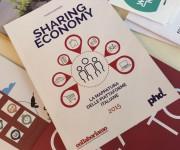 Progetto grafico e impaginazione - Libro Sharing Economy PHD