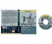 Studio e realizzazione packaging DVD Rassegna internazionale di incisione