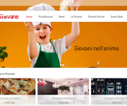 homepage pizzagiovane