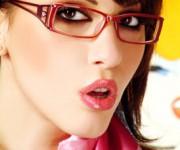 Elisabetta DelMedico, Modella, occhiali,