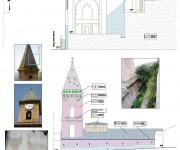 Chiesa di San Nicola in Calascio (AQ) - tavola del degrado