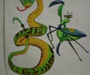 Viper, Mantis from