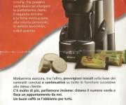 Vending macchine e capsule per caffè - Volantino ricerca agenti (retro)i