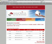 Home Page sito Immobilia