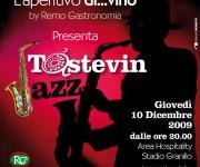 Biglietto tastevin jazz