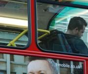Bus in King's Road