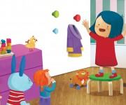 Alice nella sua stanza