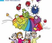 illustrazione opuscolo vaccini