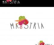 Logo per nuovo marchio distintivo dei ristoranti di qualità 01 (2)