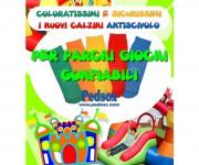 Volantino pubblicitario per calze monouso antiscivolo 01 (2)