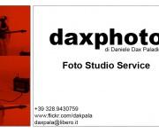 biglietto da visita daniele daxphoto