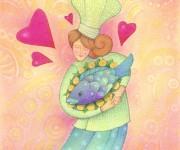cuoca innamorata