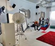 Set photo shooting catalogo moda nello Studio Light