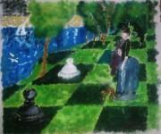 la scacchiera erbosa 57x63