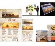 Studio e realizzazione catalogo, comunicazione e pannelli mostra