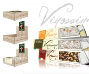 Studio e realizzazione packaging scatole ed espositore da banco