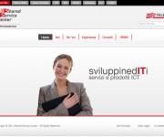 sito web SSC gruppo Telecom