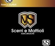 Logo per scerri e mattioli assicurazioni 05